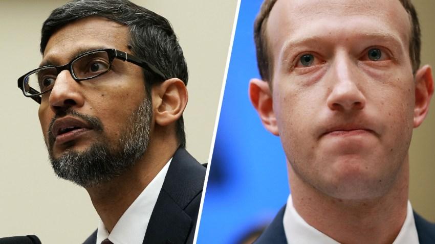 Sundar-Pichai-Mark-Zuckerberg