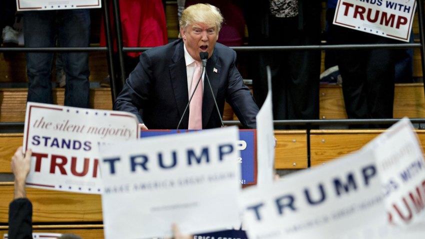 Donald Trump Virginia Rally