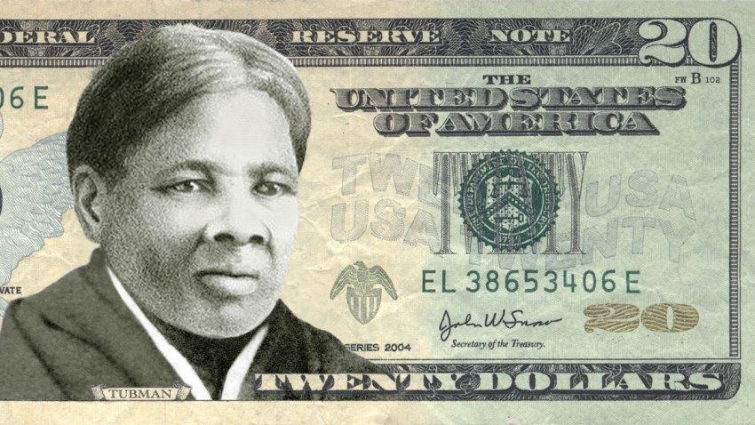 Tubman $20 16x9