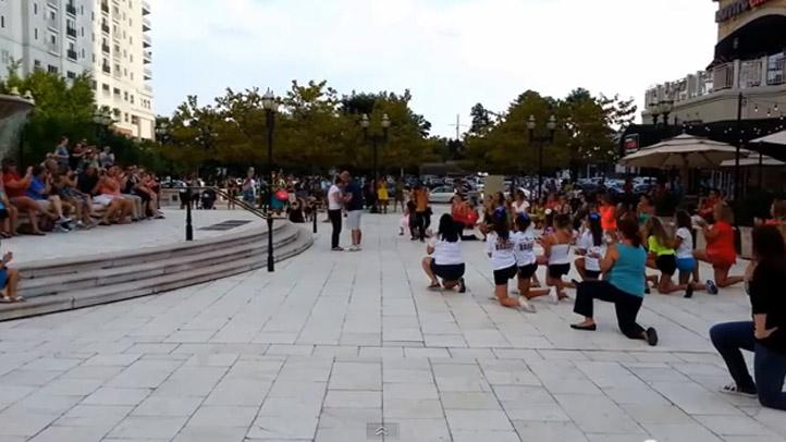 Virginia Beach Flash Mob Proposal 090213