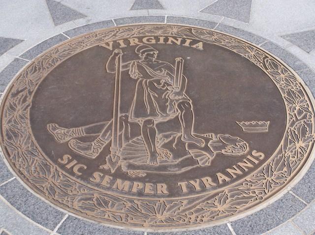 Virginia Commonwealth Seal