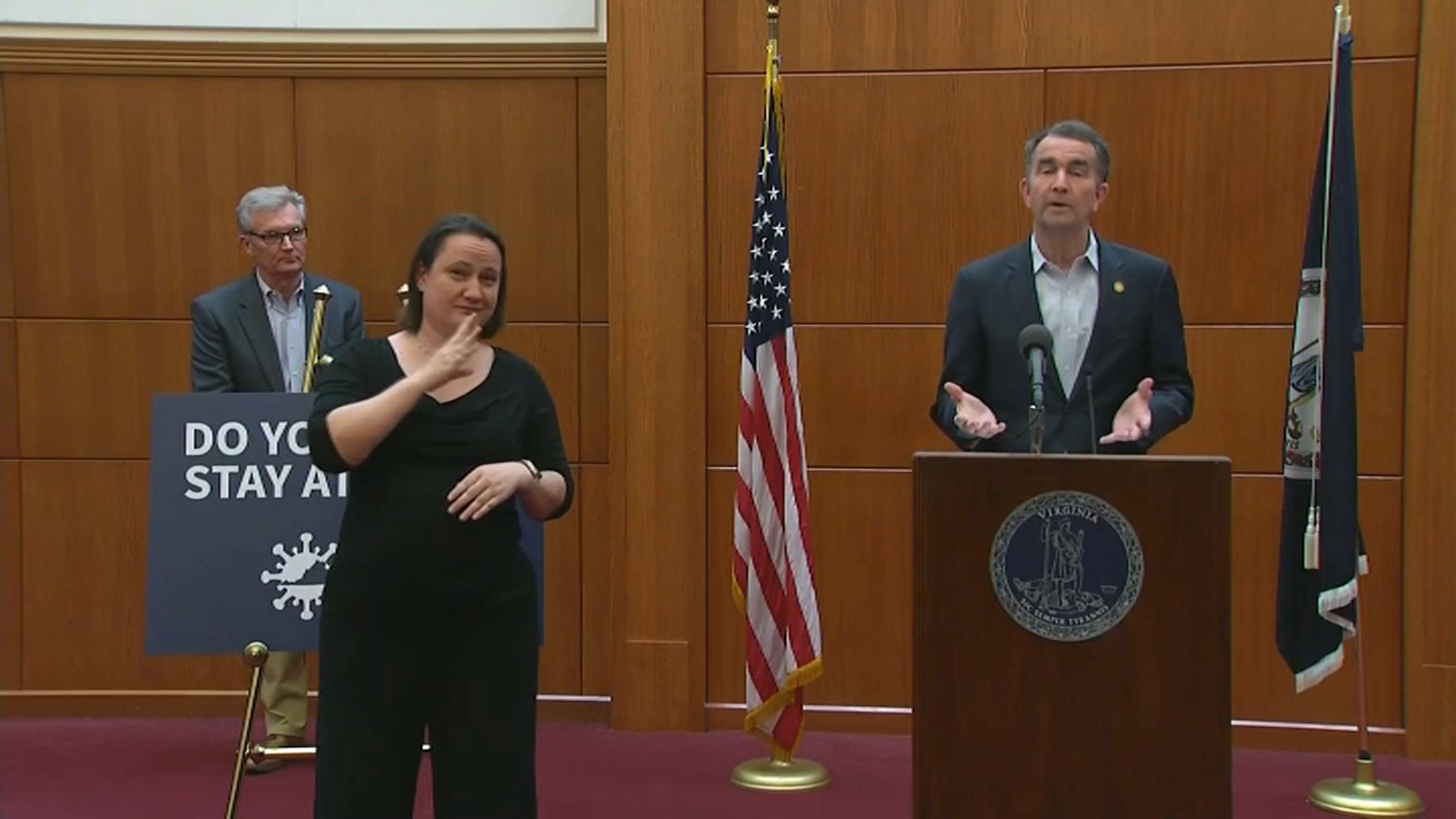 With Virus Cases Rising, Northam Halts Elective Surgeries
