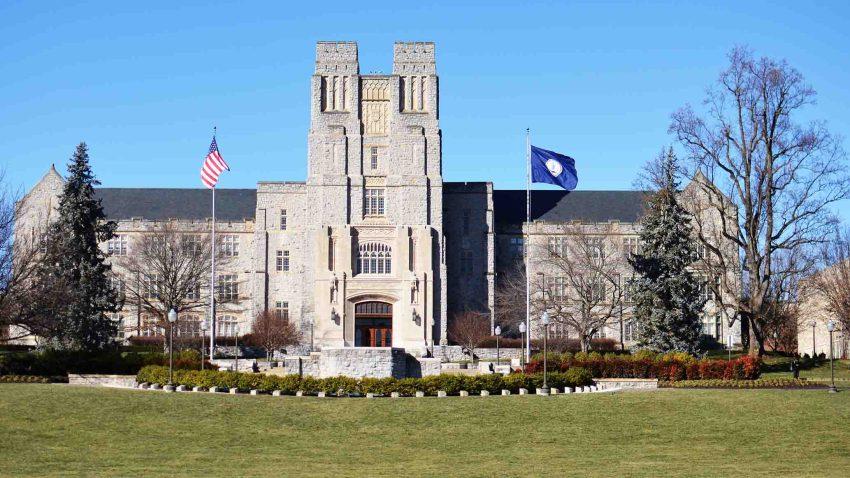 Virginia Tech Building