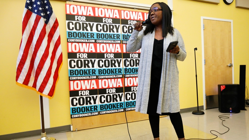 Election 2020 African Americans Iowa