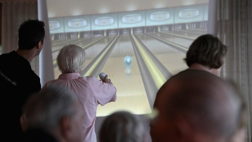 Wii For Seniors