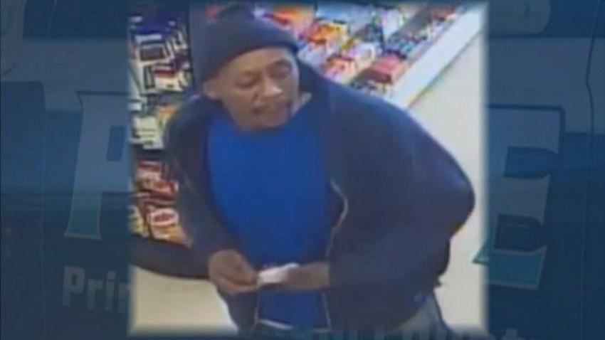 Woodbridge Accident Purse Theft Surveillance Video