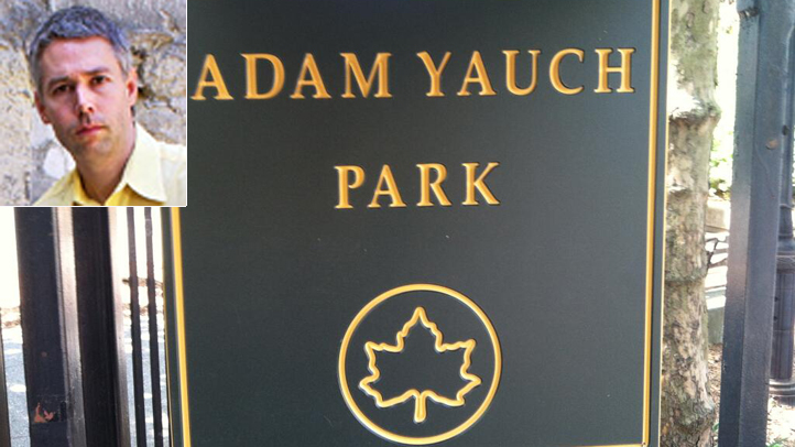 adam yauch park with white inset