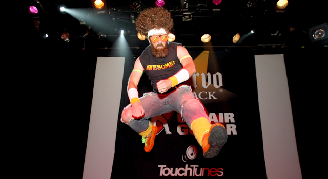 US Air Guitar Champion
