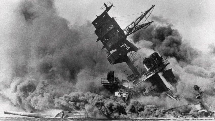 Pearl Harbor Anniversary