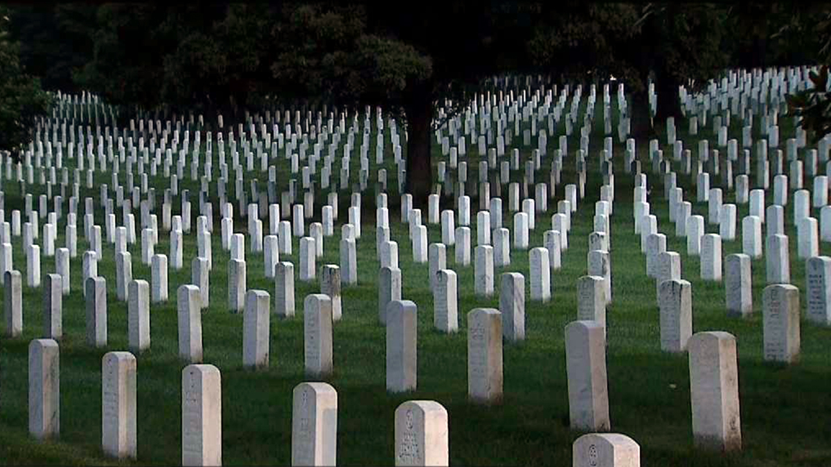 County Approves Arlington National Cemetery Expansion ...