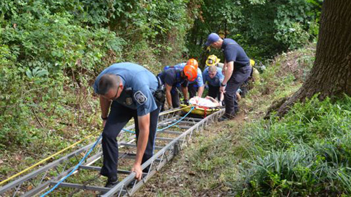 arnold slope rescue