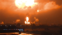 Massive Oil Refinery Leaks Toxic Chemical in the Middle of Philadelphia