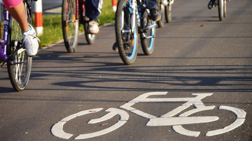 bike ride file photo
