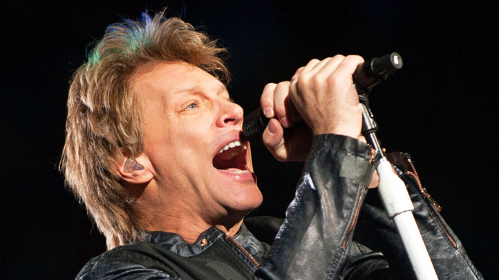 """Bon Jovi """"Because We Can: The Tour"""" In Toronto"""