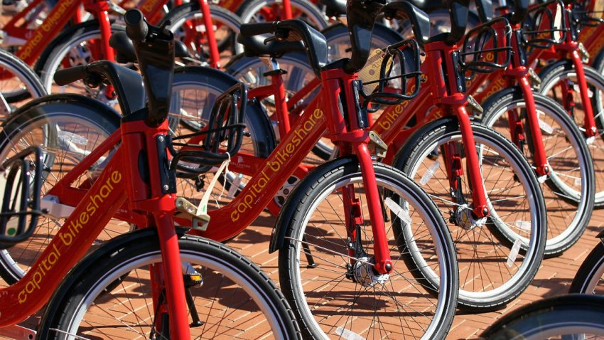 capital bikeshare electric bikes brake failure