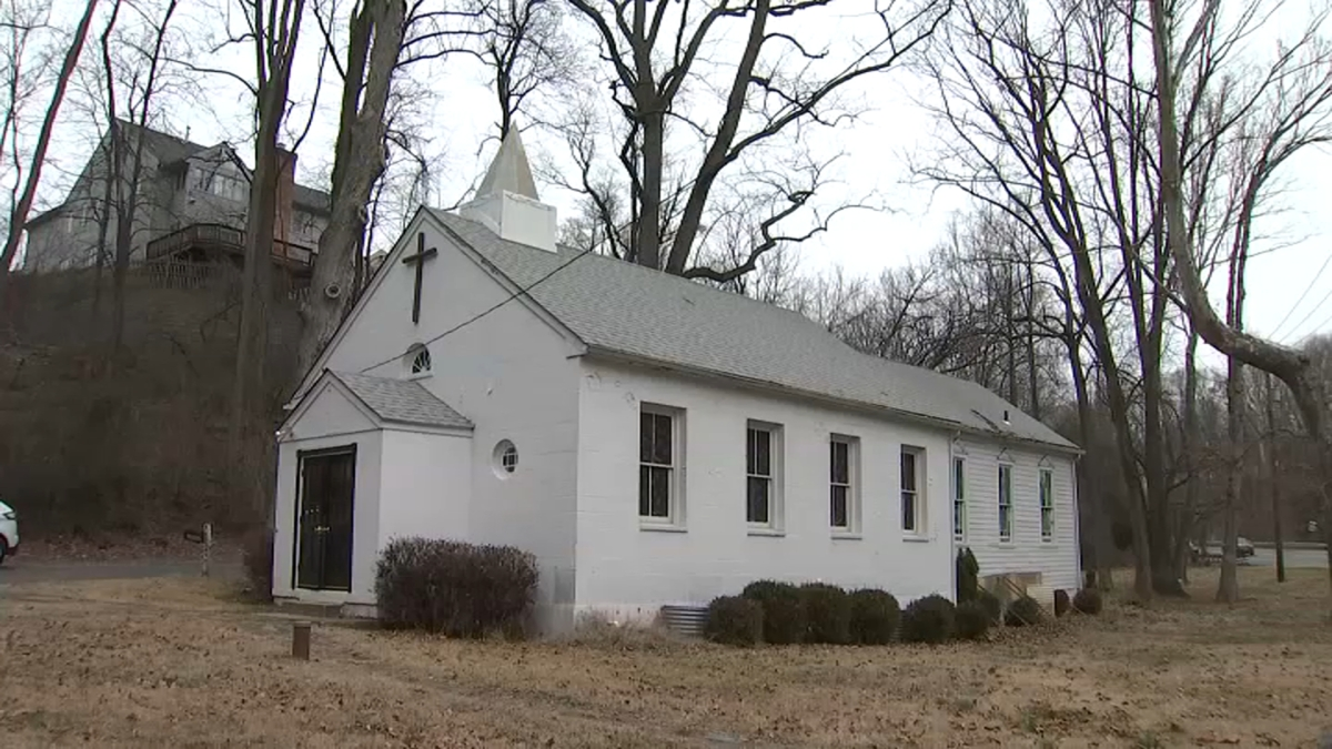 Historic Black Church in Montgomery Co. Remains Damaged by Summer Flood