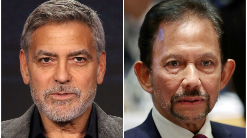 Brunei Sharia Laws George Clooney
