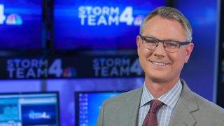 Storm Team4 Meteorologist Chuck Bell
