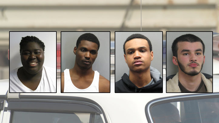 Four Arrested in Connection With Craigslist Robberies ...
