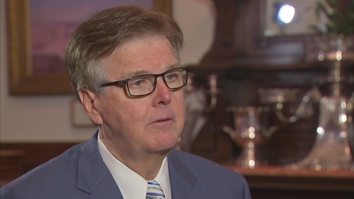 US 'Should Get Back to Work,' Texas Lt. Governor Says