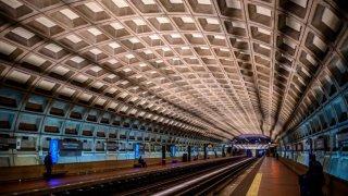 DC Metro station generic