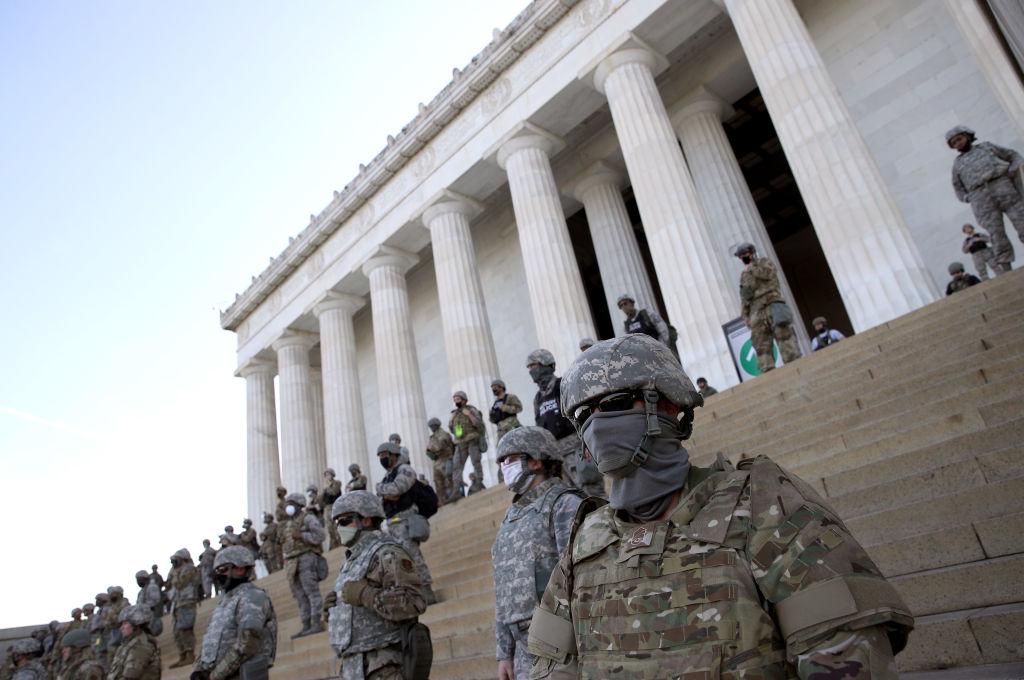 DC Mayor, President Trump Spar Over Federal Forces on City Streets