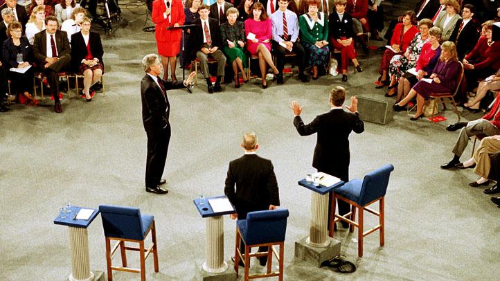 Debate Town Halls