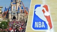 NBA in Talks to Possibly Resume Season at Walt Disney World Resort