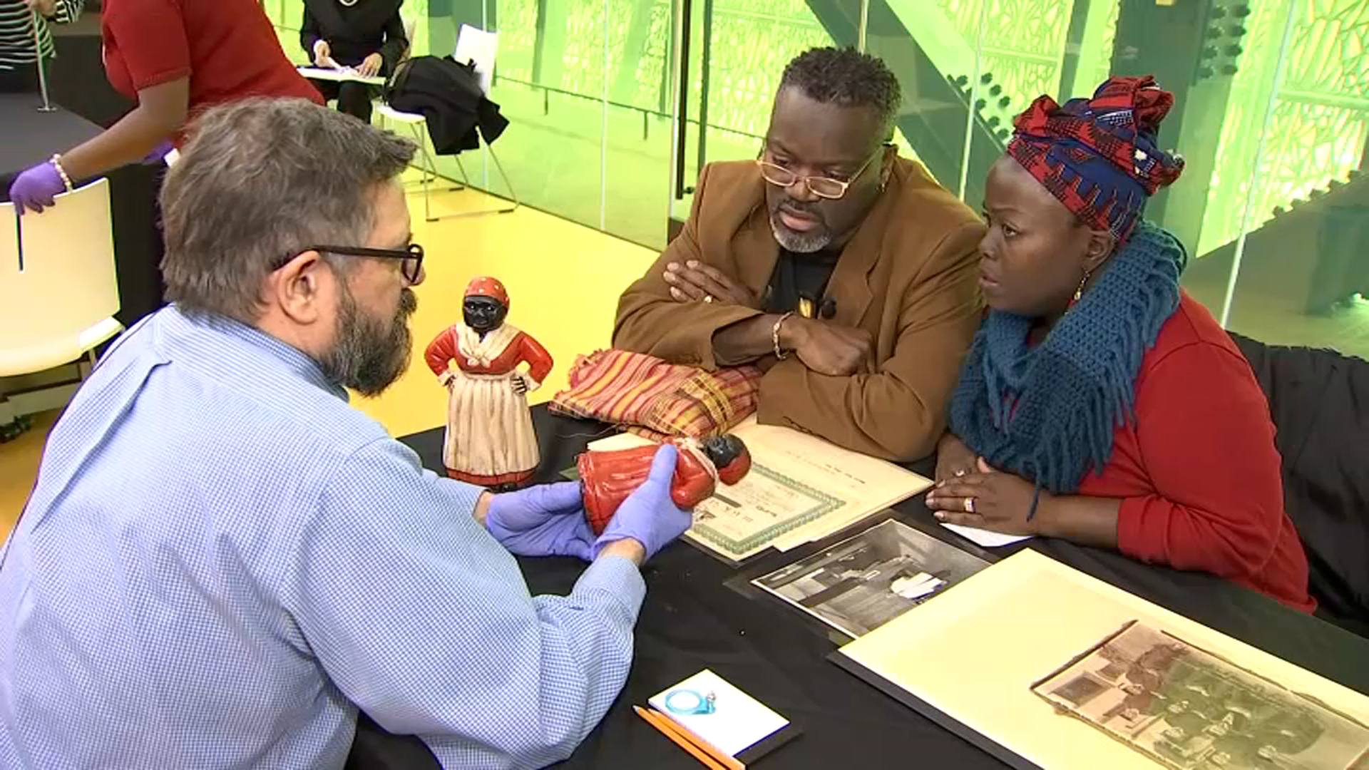 African American Museum Helps Families Preserve Heirlooms, Artifacts