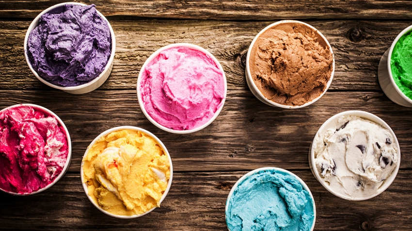July 19 - National Ice Cream Day!