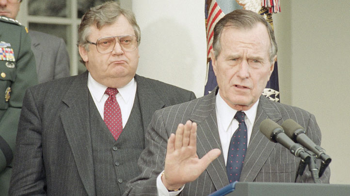 President George H. Bush