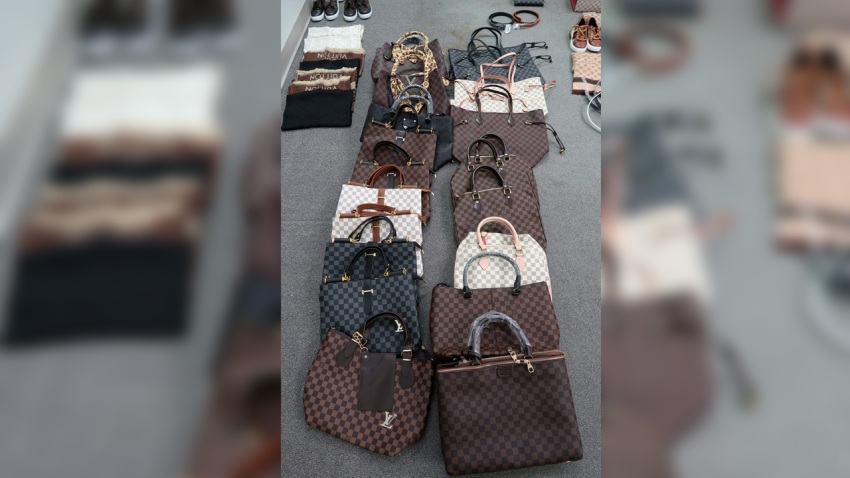 fake bags shoes