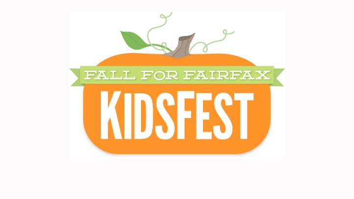 fall for fairfax kidsfest logo