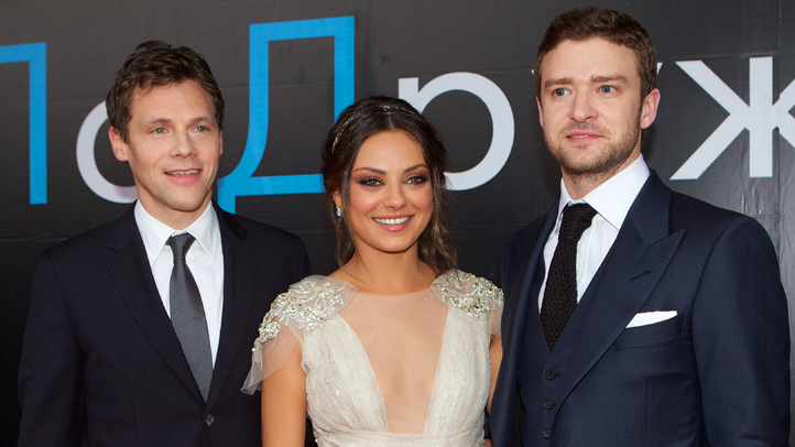 FRIENDS WITH BENEFITS - MOSCOW PREMIERE