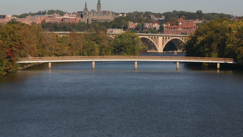 Georgetown Key Bridge