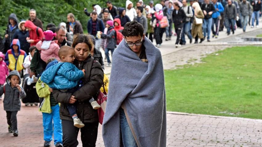 APTOPIX Germany Migrants