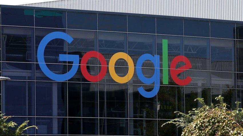The Google logo