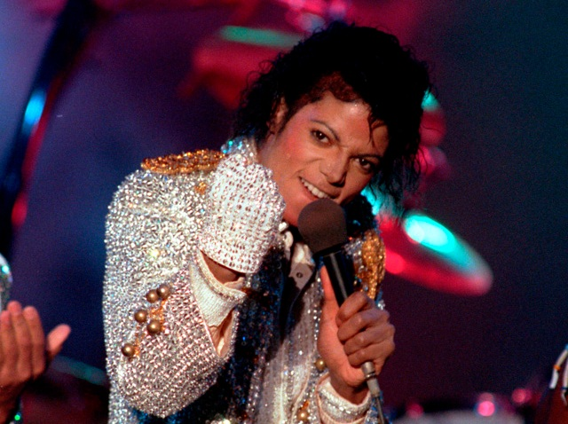 Michael Jackson (Best Male Pop Vocal Performance)