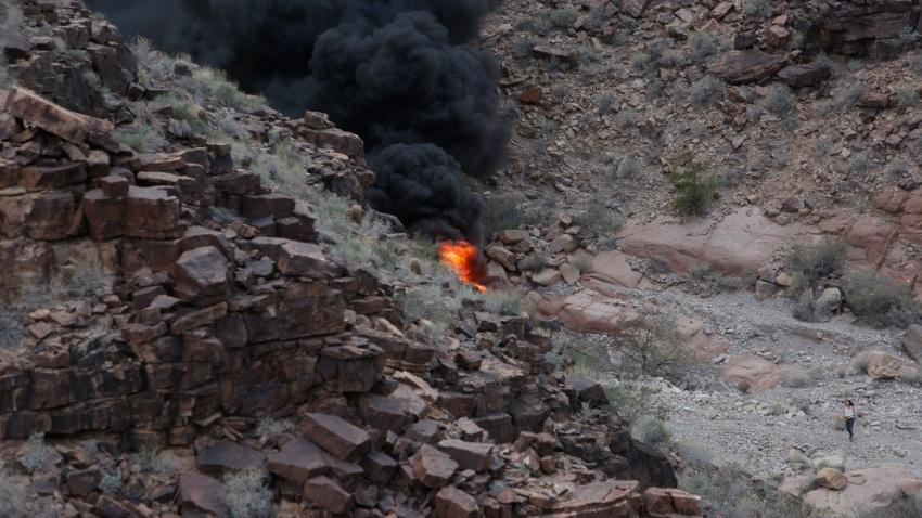 Grand Canyon Crash That Killed 3 Took Place On Tribal Land
