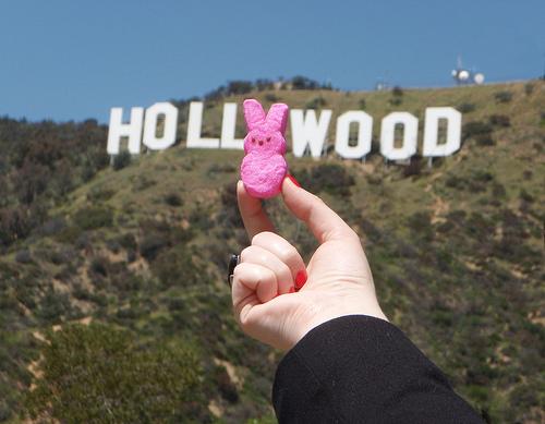 hollywood peep