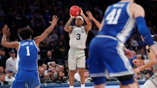 Duke Georgetown Basketball