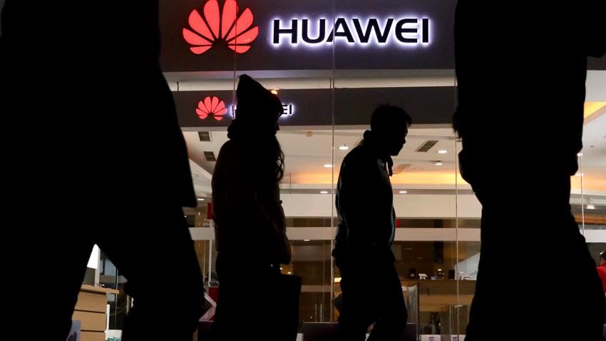 US China Huawei