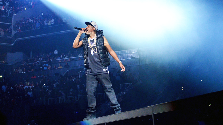 Jay-Z Barclays Center