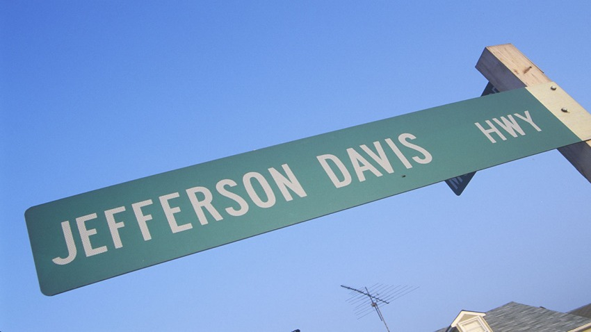jerfferson davis hwy