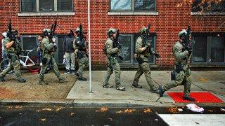 Jersey City Shootout