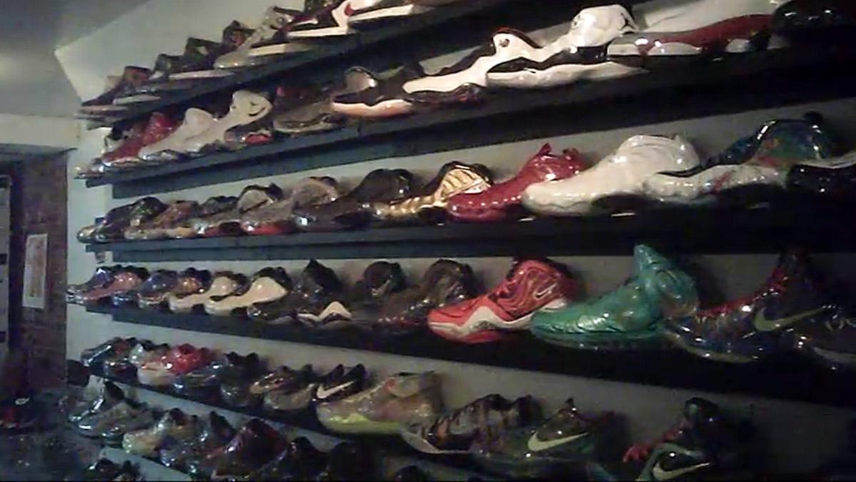 Sneaker Saga: Georgetown Store