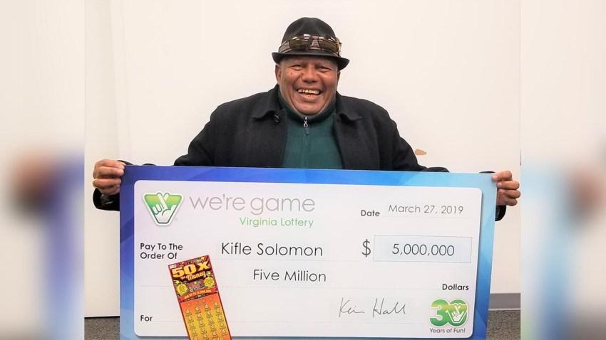 kifle solomon lottery
