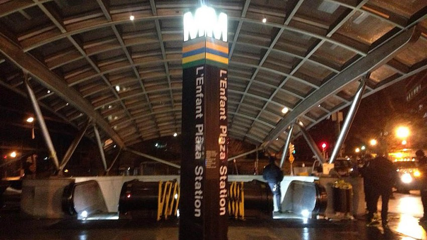 lenfant metro station 011215
