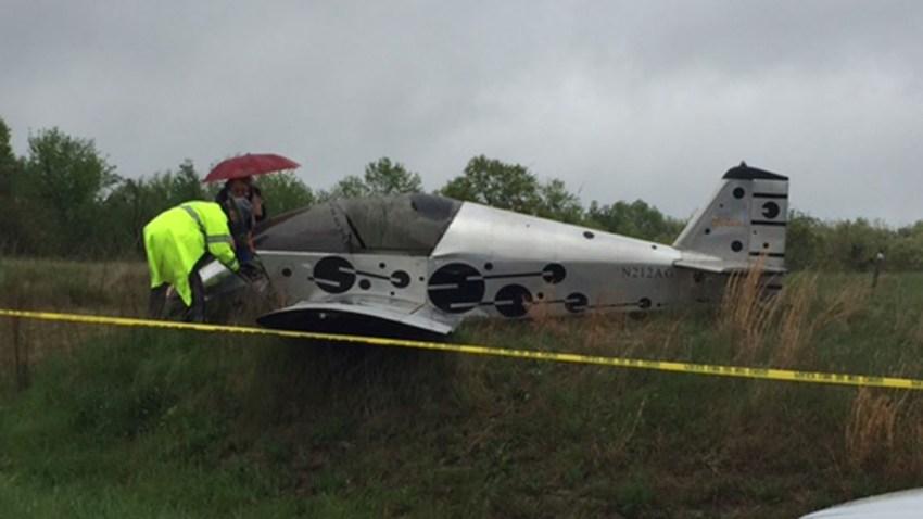 loudoun homemade plane crash