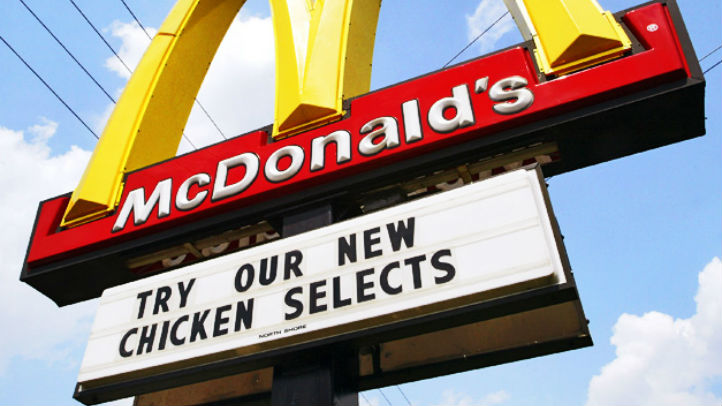 mcdonalds chicken selects